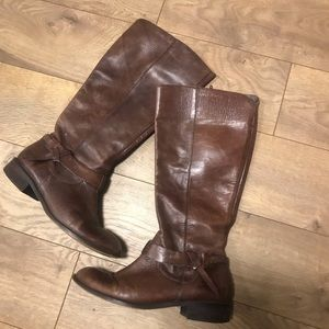 Anthropologie Shoes - Anthropologie Schuler & sons crinkle boots